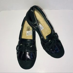 New Ugg Ashdale duck shoes waterproof fur lined